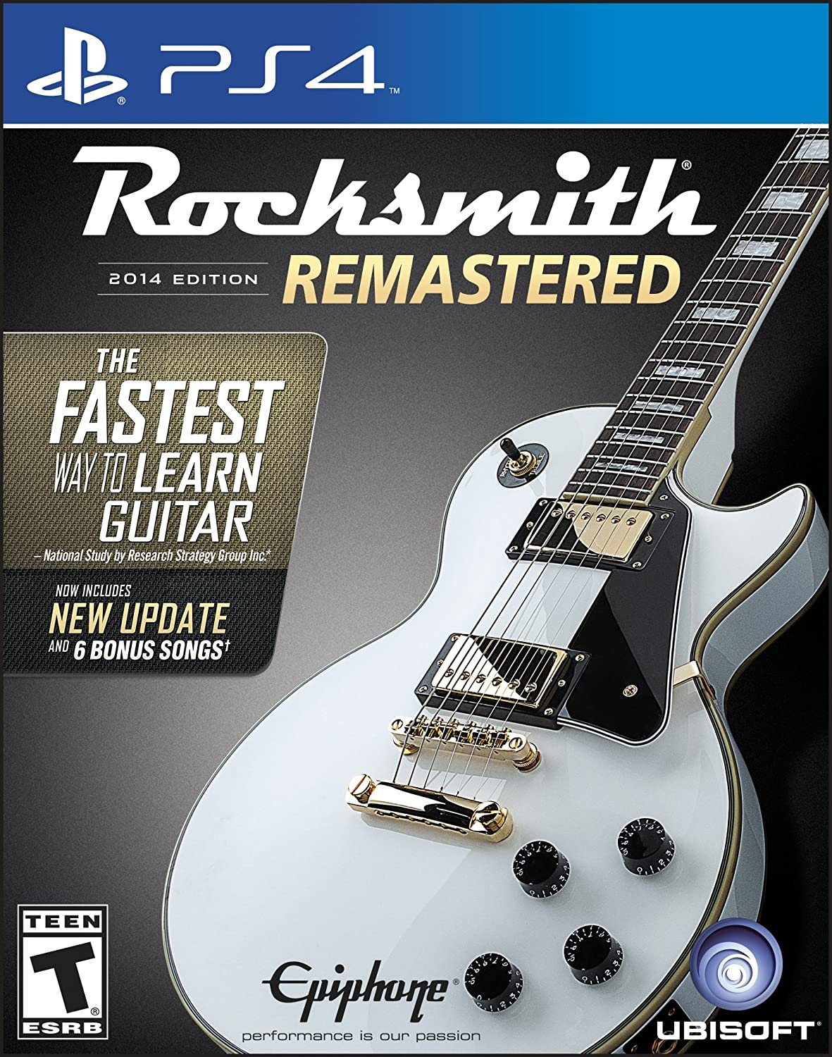 Rocksmith Remastered (con cable)